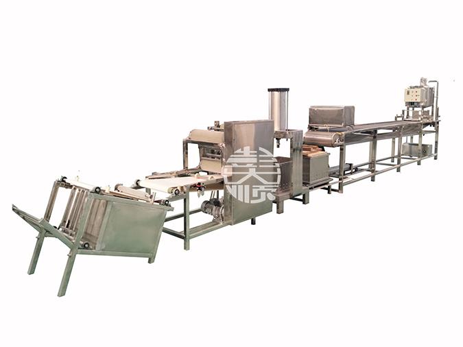豆皮机械设备