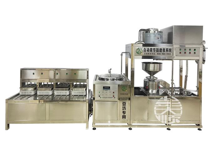 豆腐机器在生产操作时都需要注意哪些事项