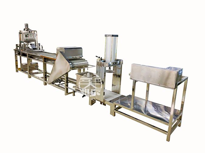 想做豆皮生意,选对豆皮机器很重要